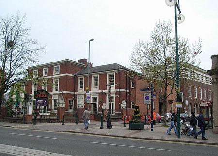 Former Islington Glassworks