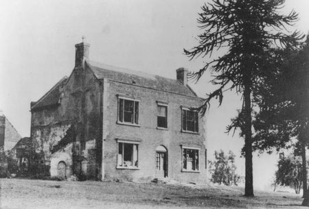 Kitwell House 1951. Thanks to King Edward VI Five Ways School Local History Digital Archive with whose kind permission this image is reproduced. See Acknowledgements for a link to their website.