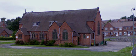 Monyhull Hospital Chapel