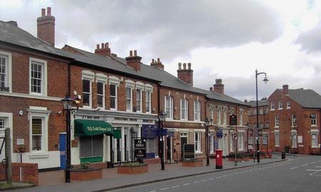 Vyse Street