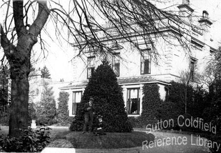 Marchmount House