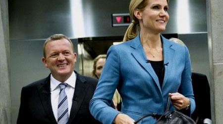 Venstre og Socialdemokratiet - regeringspartnere efter næste valg?
