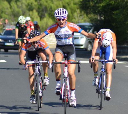 Londeix-Creuso un doublé consécutif au Tour de Guadeloupe.
