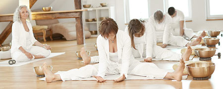 Klangentspannung mit Yoga