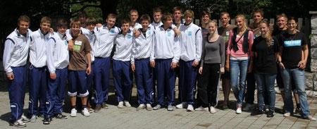 U20 männlich des TSV Mimmenhausen