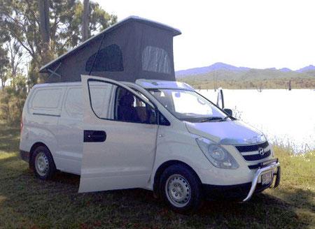 Hyundai Iload Imax Southern Spirt Campervans True