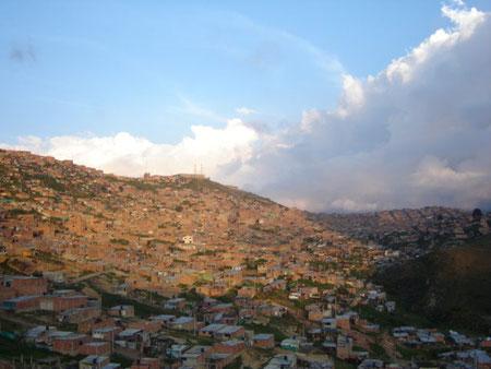 Sector Ciudad Bolivar y Soacha