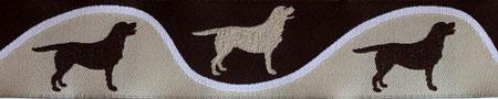 Labrador braun/beige