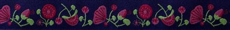 Blossom dunkelblau