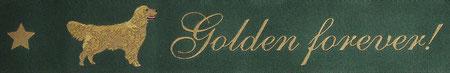 Golden forever grün