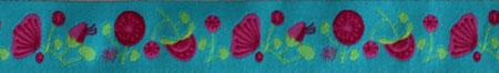 Blossom türkis
