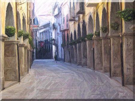 Cava de' Tirreni - Corso Umberto I