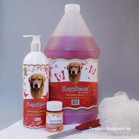 Nourishing Shampoo (Питательный шампунь)