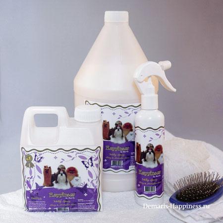 Milky Spray (Молочный спрей)