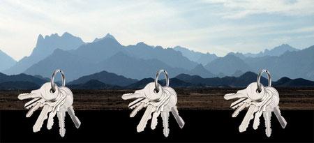 Design Geschenkidee Berge