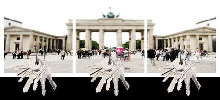 Design Geschenk Brandenburger Tor