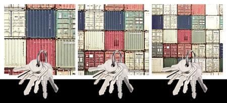 Design Geschenk Barcelona Container