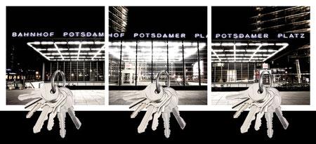 Design Geschenk Potsdamer Platz
