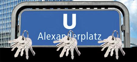 Design Geschenkidee Berlin Alexanderplatz