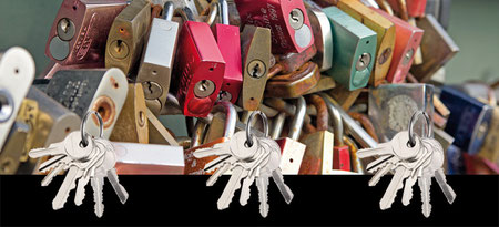 Design Geschenkidee Schlüssel