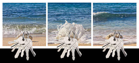 Design Geschenk Bali Strand