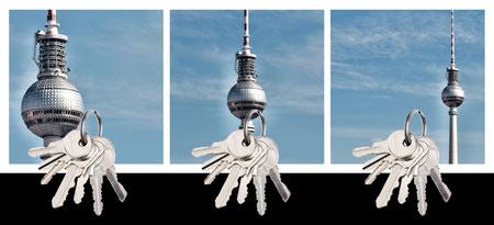 Design Geschenk Berliner Fernsehturm