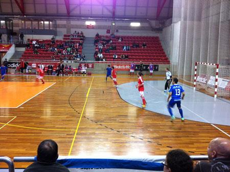 Benfica - Modicus 01.12.11