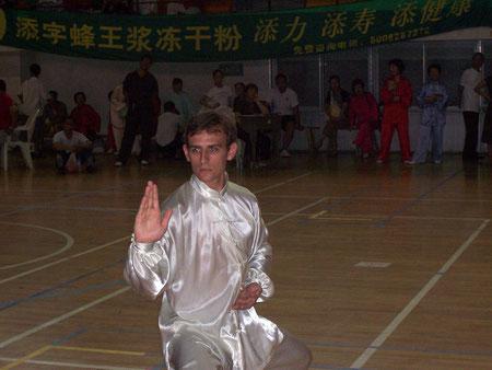 Michael Kugler: Vortragsredner zum Thema Kung Fu