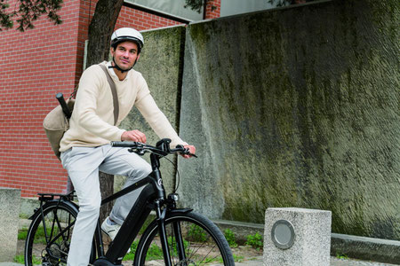 Beraten lassen in der e-motion e-Bike Welt in Braunschweig. Speed-Pedelecs probefahren, vergleichen und kaufen in Braunschweig.