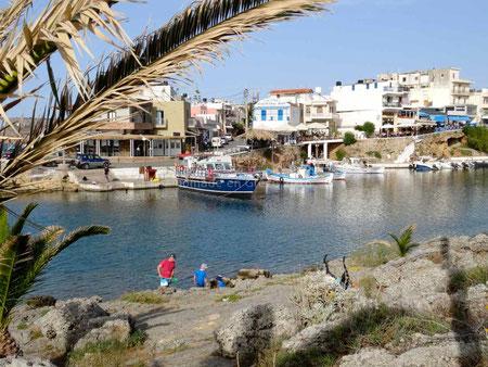 Le port de Sissi