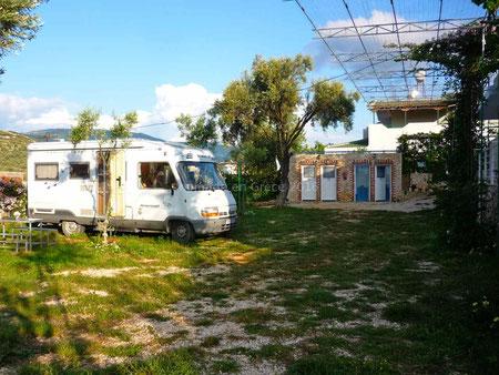 Ksamil Caravan Camping à Ksamil