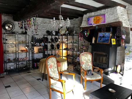 La boutique du Centre des Grands Chênes