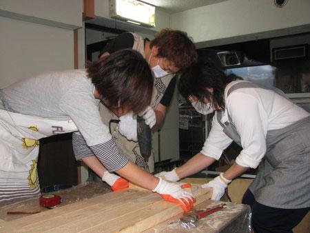 DIY女子札幌