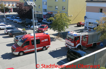 © Stadtfeuerwehr Oberwart