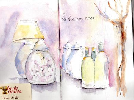 La vie en rose, quartier des Chartrons