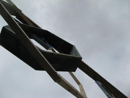Bildhauerei Hans Jannsen - Projekt Wolkenhimmel