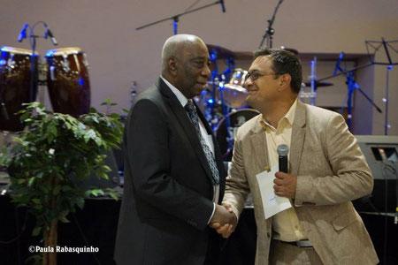 Hommage à Dan Philipp, directeur de la ligue des Noirs du Québec
