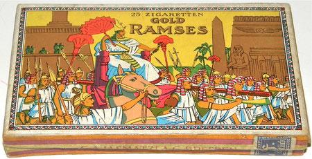JASMATZI Ramses 25 Zigaretten Dresden