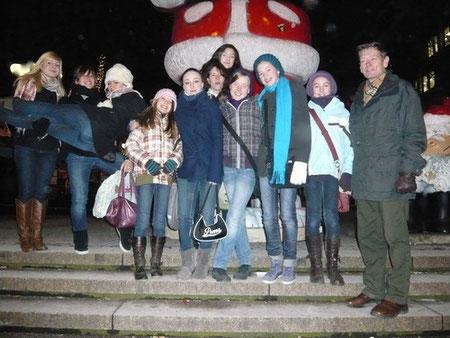 Weihnachtsmarkt Dortmund 17.12. 2009