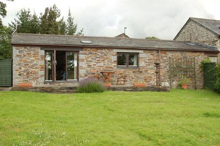 Wilson Cottage in Mary Tavy - unser Ferienhaus