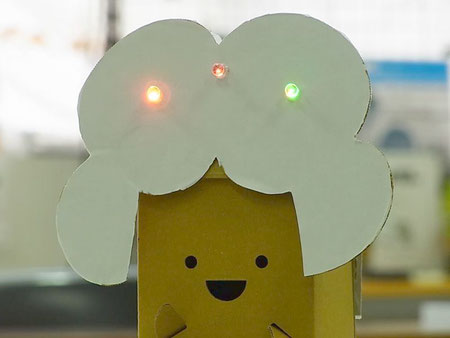 LEDチカチカくっすん簡易型