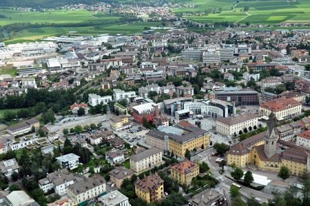 Bruneck Juli 2011