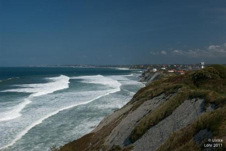 baskische Atlantikküste