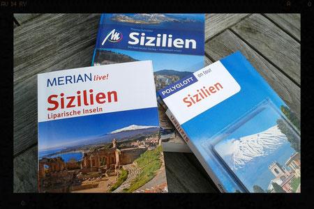 Reiseführer Sizilien... zur Vorbereitung