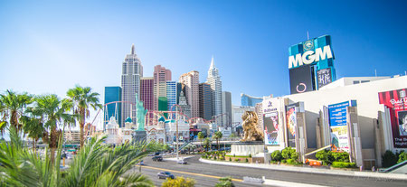 New York-New York & MGM Grand Casinos & Hotels