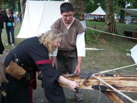 Familienfest beim Germanen 2013
