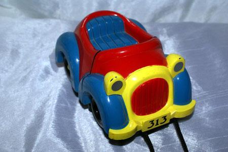voiture de Donald
