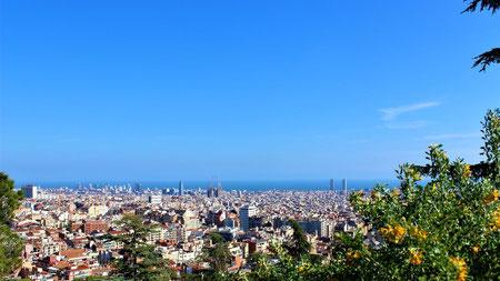 Parc del Putxet_Barcelona Aussichtspunkt_Empfehlungen von Barcelona by locals
