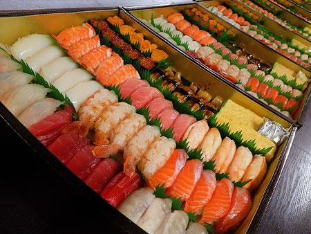 大晦日営業 寿司 出前