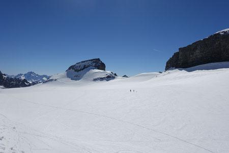 Skitour, Schweiz, Zwächten, Gross Spannort, Spannortjoch, Skidepot, Bärenstock, Meiental, Gorezmettlen, Rossbiel, Rossfirn, Chüefad